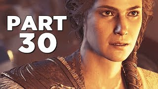 ASSASSIN'S CREED ODYSSEY Walkthrough Gameplay Part 30 - LEONIDAS (AC Odyssey)