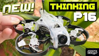 TRUE PERFECTION! - GEPRC Thinking P16 HD Whoop - FULL REVIEW & FLIGHTS