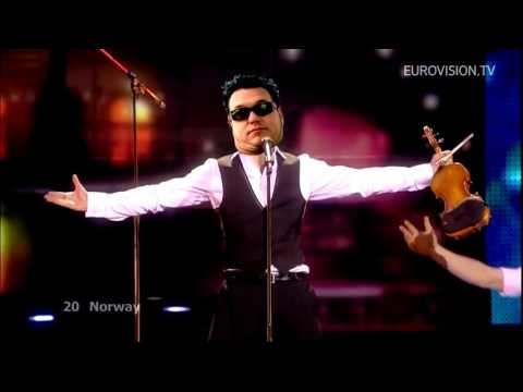 Smash Mouth - All Star (Norway) 2009 Eurovision Song Contest