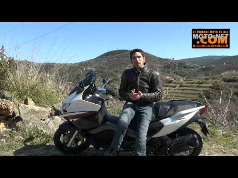 Essai Aprilia SRV 850