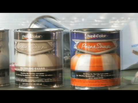 Dupli-Color Paint Shop Clear Coat
