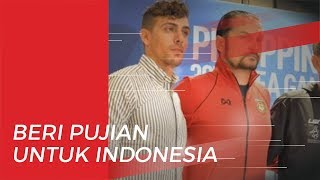Pelatih Myanmar Buka Suara seusai Ditaklukkan Timnas U-22 Indonesia