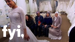 Best In Bridal: Noras Modest Princess Gown (S1, E4) | FYI