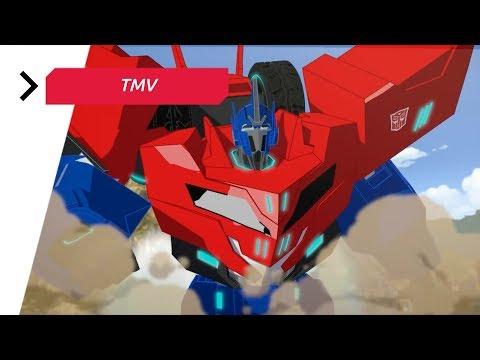 Transformers: Robots in Disguise - Season 2 - Optimus Prime - Famous [TMV]