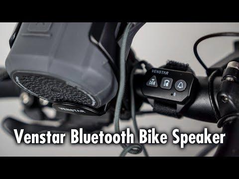 Venstar Bluetooth Fahrradlautsprecher (Bluetooth Speaker)