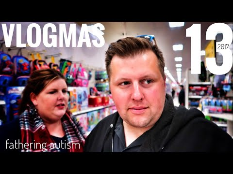 We Don't Deserve This | Sensory Stocking Stuffers | Vlogmas 13