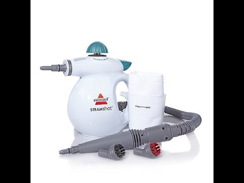 BISSELL Steam Shot Hard Surface Steam Cleaner