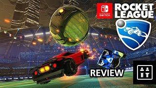 Rocket League (Nintendo Switch) – Review/Port Impressions
