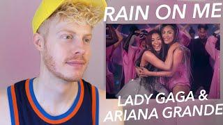 RAIN ON ME 🌈🌧LADY GAGA & ARIANA GRANDE REACTION