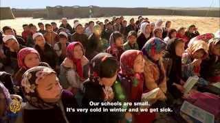 Turkmen Film: Owganystan Türkmenleri (Pencils and Bullets)