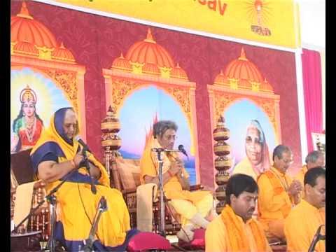 Gayatri Mantra Deeksha - Part 3 of 4 in the name of Pt. Shriram Sharma Acharya by Adarniya Shailbala Pandya - 29 Aug 2009 - New Jersey