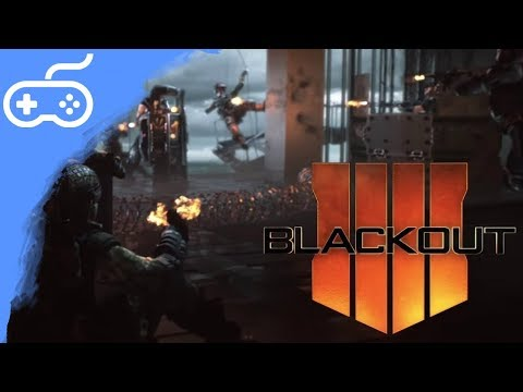 BUDOUCNOST BATTLE ROYALE HER?! - Blackout s Tejrem!