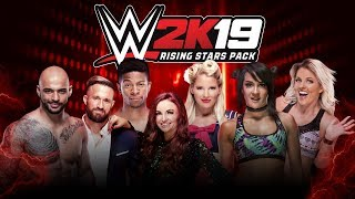 WWE 2K19 Rising Stars DLC Pack Now Available - with Trailer