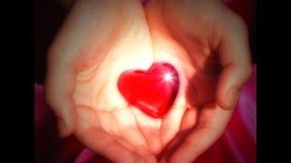 Сердце. Открой своё сердце. Красивая песня про любовь и поддержку.