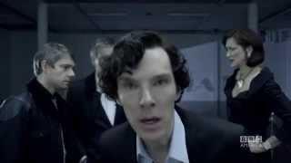 SHERLOCK - Premiering on BBC America