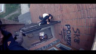 Залезли на девятиэтажку 9 этажей по балконам РУФ ОТ ПЕРВОГО ЛИЦА НОВОУРАЛЬСК