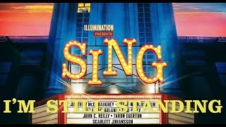 Taron Egerton - I'm Still Standing [Lyric Music Video] (Sing)