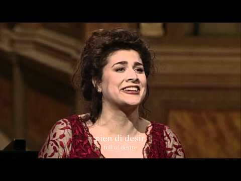 Mozart - Voi che sapete Cecilia Bartoli