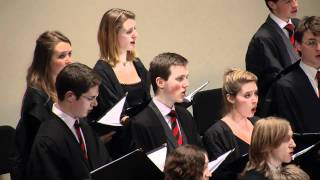Tomorrow shall be my dancing day (John Gardner) - Choirs of Jesus College Cambridge