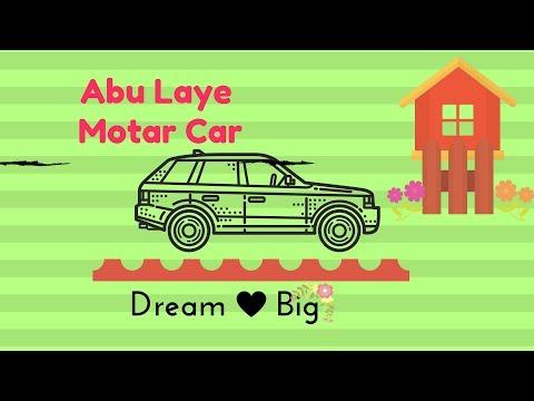Abu Laye Motor Car | Urdu Peom