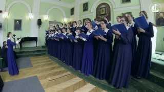 Экзамен по дирижированию хором 2015 / The choral conducting examinations 2015