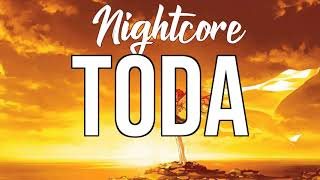 Nightcore Toda -  - Alex Rose, Rauw Alejandro, Cazzu, Lenny Tavárez, Lyanno