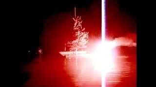 preview picture of video 'Christbaum versenken'
