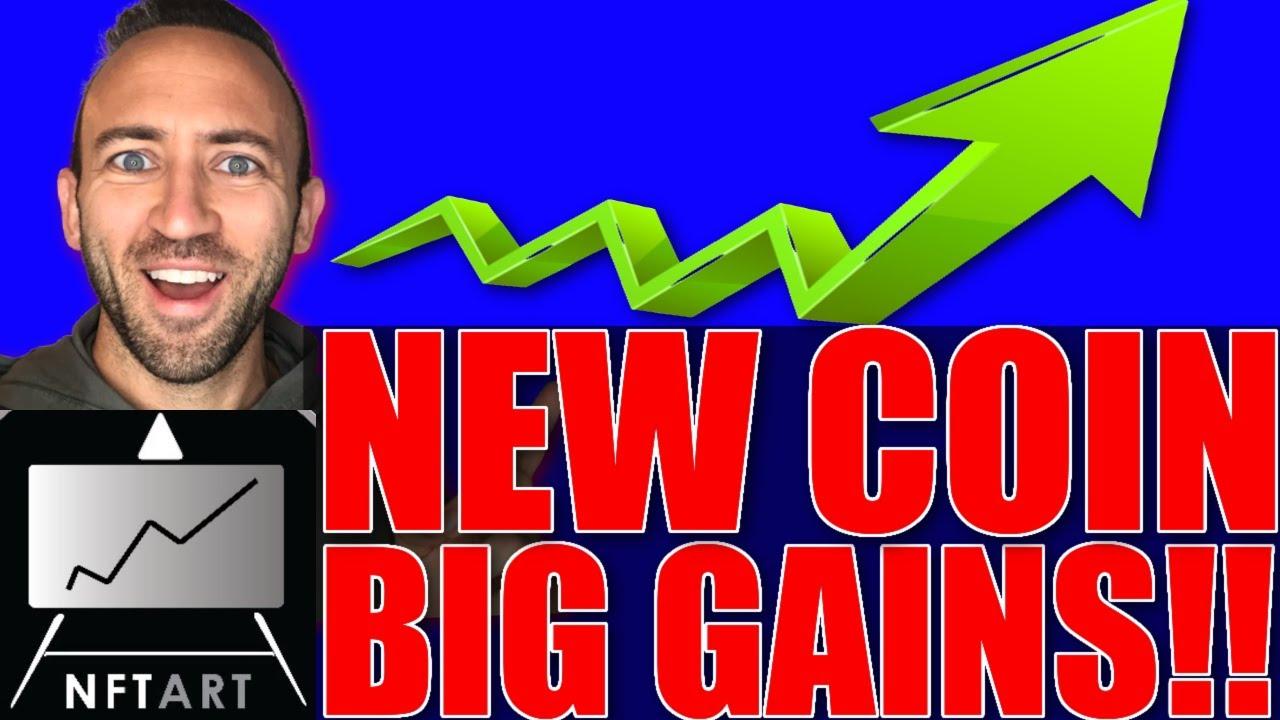 BRAND NEW: NFT Art Finance! thumbnail