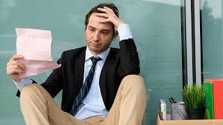 Principais razões para uma demissão