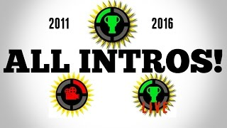 [HD] All MatPat Theorist Intros 2011-2016 | Game Theorists | Film Theorists | GT Live |