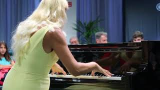Liszt, Hungarian Rhapsody n.2 Friska (Valentina Lisitsa)
