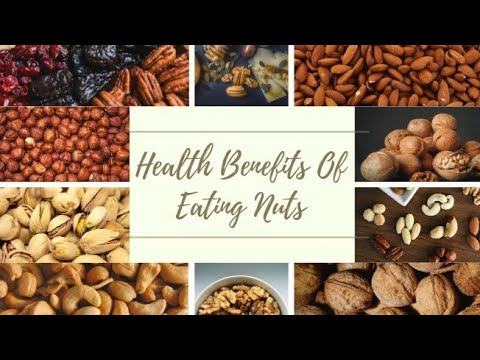 8 Amazing Benefits of Eating Mixed Nuts || The Benefits of Nuts || Fitness || Tips.