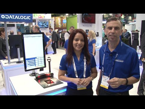 Datalogic @ NRF Big Show 2020 | New vision technology for self-checkout