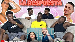 Becky G, Maluma   La Respuesta (Official Video)(Reaction)
