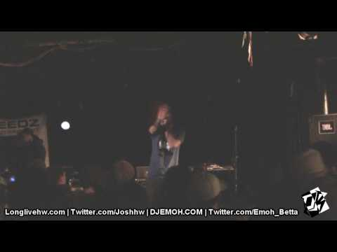 H.W. - Shithead (Live @ The Middle East Downstairs)