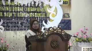 preview picture of video '(Video B): Johan Qariah Majlis Tilawah Al Quran Peringkat Daerah Cameron Highlands 2015/1436H'