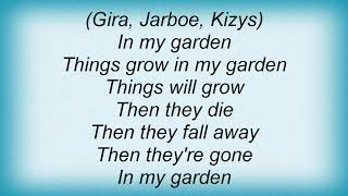 Swans - In My Garden Lyrics