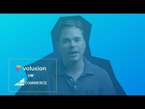 Ballistic Agency's Volusion vs BigCommerce Battle