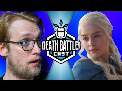 Game of Groans | DEATH BATTLE Cast #128