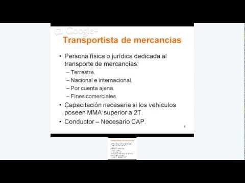 Capacitación transportista de Curso Capacitación Profesional de Transportista en MasterD