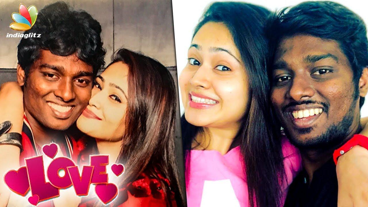 Atlees Birthday Surprise to Priya at Los Angeles | Hot Tamil Cinema News | Vijay 63