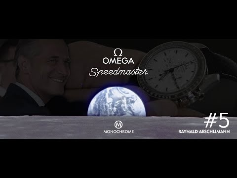 The Speedmaster Chronicles #5 – Raynald Aeschlimann, President and CEO of Omega Watches