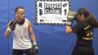 preview picture of video 'KickBoxing Martial Arts MMA Woodhaven, Howard Beach 11414, Ozone Park 11417, Richmond Hill 11418'