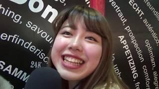 「ホロ酔い女子」に恋愛観を聞いてみたら【モテたいくん】 - YouTube