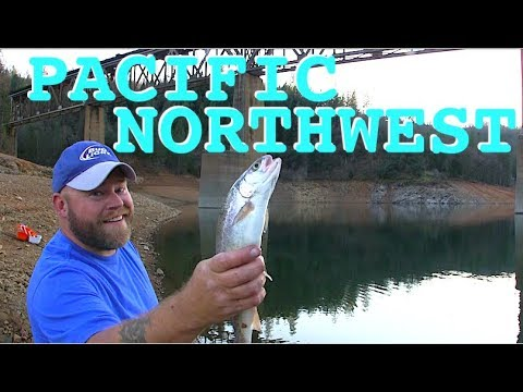 Trout Fishing, & Mountain Pass Driving to PNW