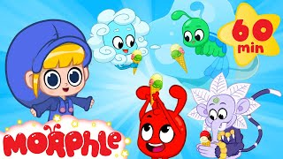 Magic Pets Play Hide and Seek - BRAND NEW   My Magic Pet Morphle   Cartoons for Kids