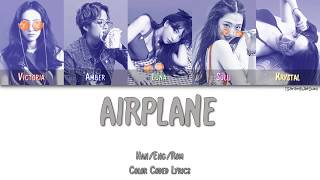 F(X) - AIRPLANE [Color Coded Han|Rom|Eng]