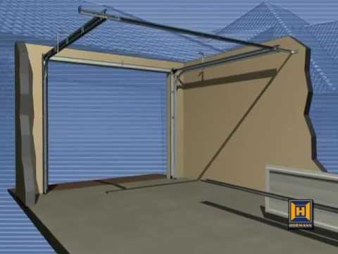 comment poser une porte de garage sectionnelle wayne dalton la r ponse est sur. Black Bedroom Furniture Sets. Home Design Ideas