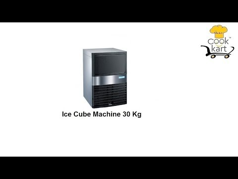 Ice Cube Machine 30Kg