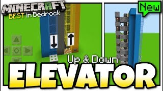 redstone elevator bedrock edition - Thủ thuật máy tính